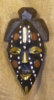 African Masks - Fang Mask 18