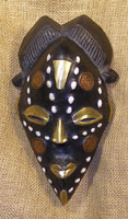 African Masks - Fang Mask 2