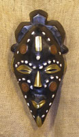 African Masks - Fang Mask 4