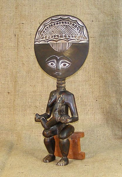 Africian Statue from the Fante Tribe of Ghana