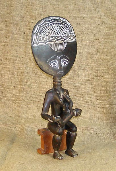 African Art from the Fante Tribe