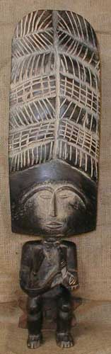 African Artwork from the Fante Tribe - African Antique