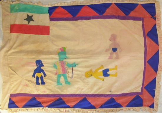 Ancient African Art Forms - Africa Flags
