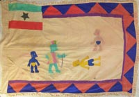 African Flags - Fante Flag 11