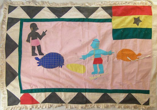 African Flags from GenuineAfrica.com