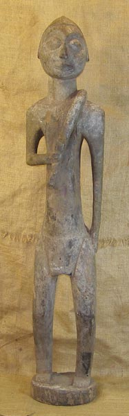 Tribal African Statues from the Fon