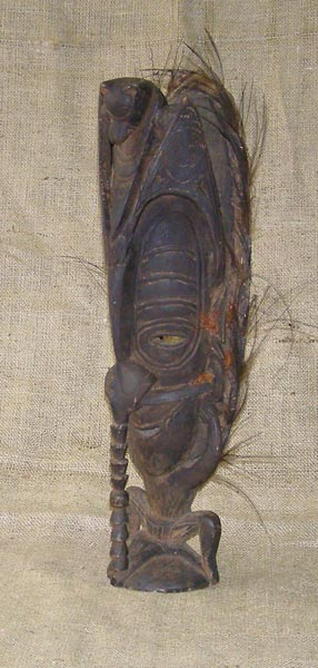 African Mask from the Fulani Tribe of Guinea