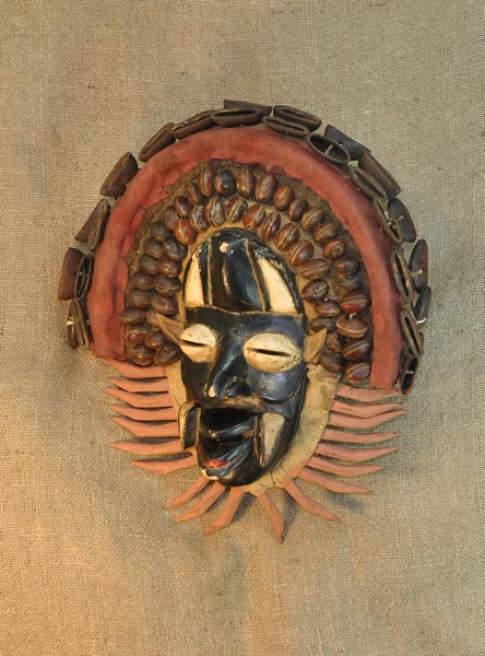 African Artwork from the Grebo Tribe - African Antique