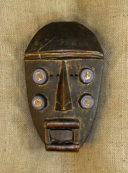 Tribal African Masks from the Grebo