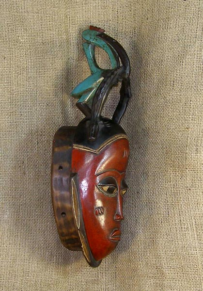Tribal African Masks from the Guro