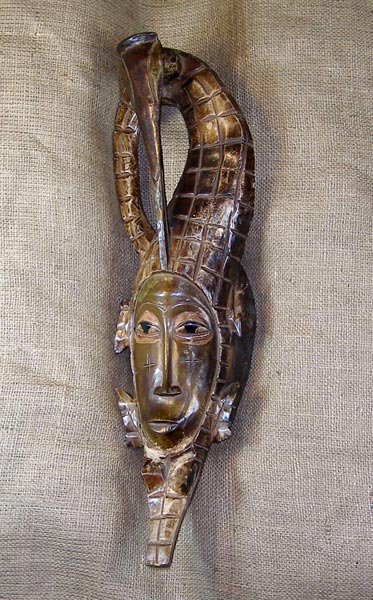 Africa Masks - Guro Mask