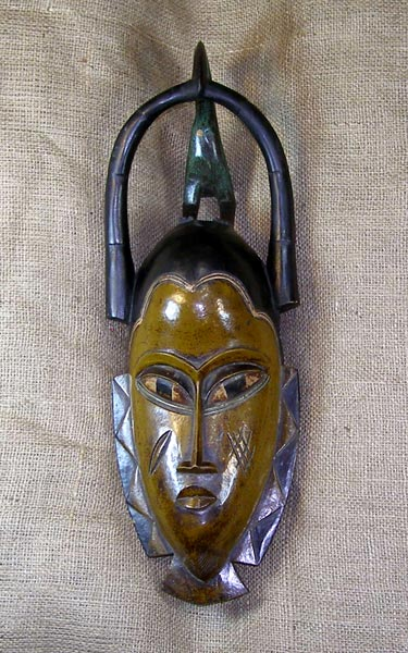 African Art - Guro Masks