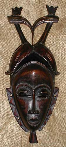 Buy African Art - Guro Masks