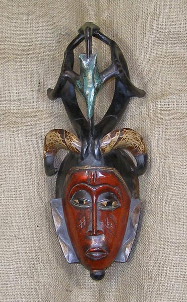 Buy African Art from the Guro Tribe