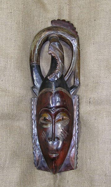 African Artwork from the Guro Tribe - African Antique