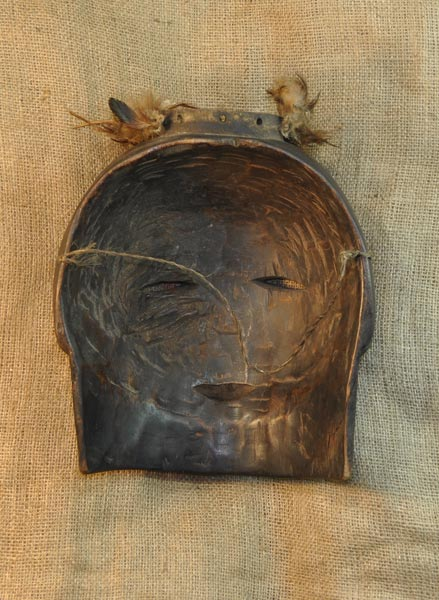 Buy African Art - Hemba Masks