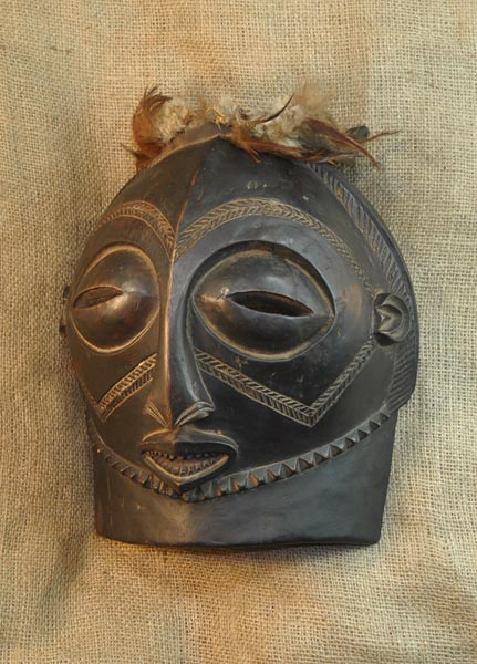 Tribal African Masks from the Hemba