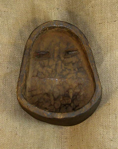 African Traditional art from the Hemba Tribe - African Mask