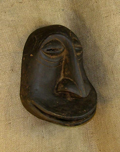 African Hemba Mask and African Sculptures