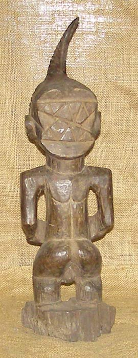 Africian Statue from the Hemba Tribe of Mali and Burkina Faso