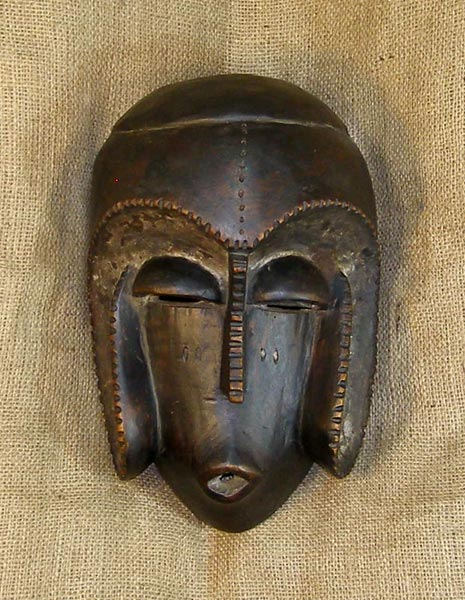African Artwork from the Ibiobio Tribe - African Antique