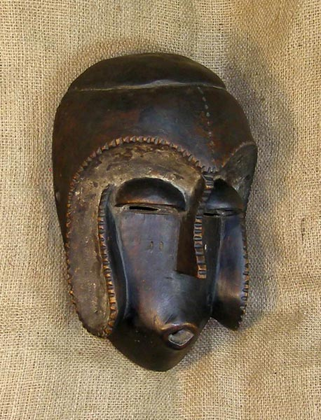 Tribal African Masks from the Ibiobio