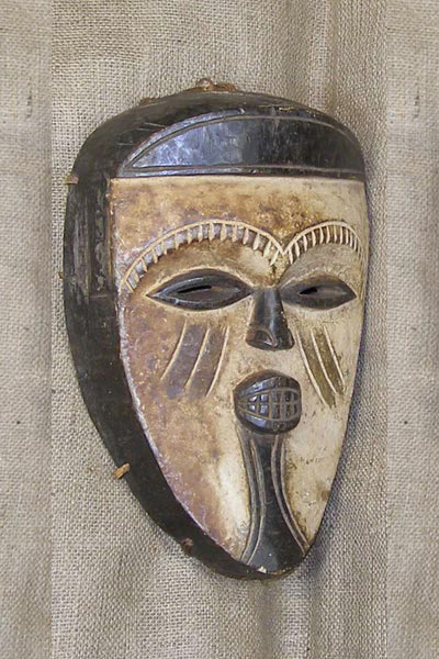 Tribal African Masks from the Igala