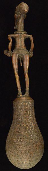 Tribal African Bronzes from the Igbo