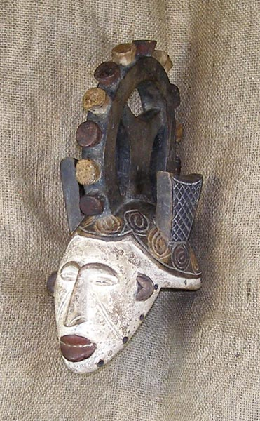 Tribal African Masks from the Igbo