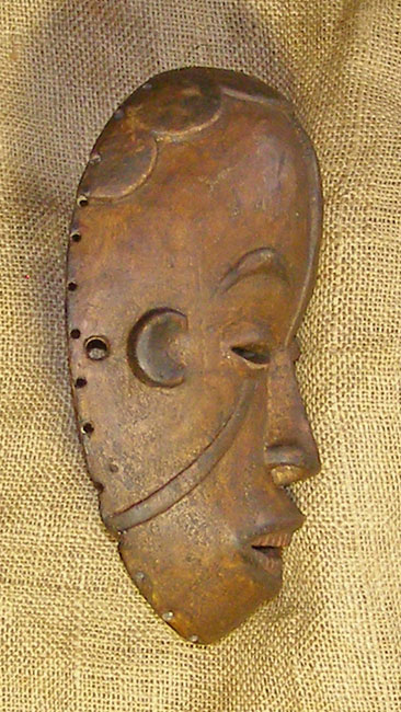 African Igbo Mask and African Sculptures