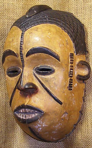 African Artwork from the Igbo Tribe