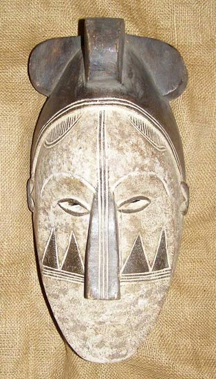 African Art - Igbo Masks