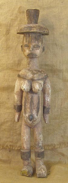 African Igbo Statue and African Sculptures