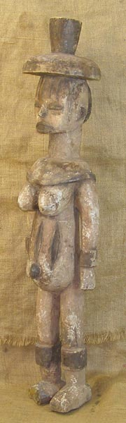 African Artwork from the Igbo Tribe - African Antique