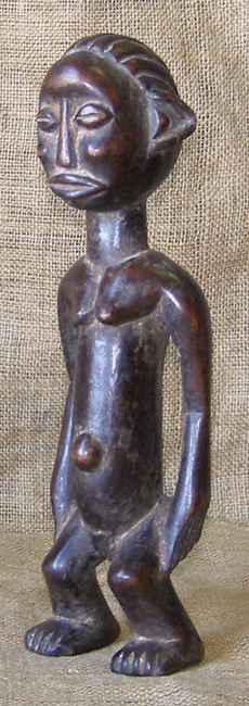 African Igbo Statuette and African Sculptures