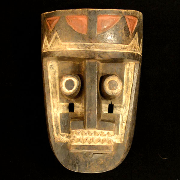 Africian Mask from the Ijo Tribe of Nigeria