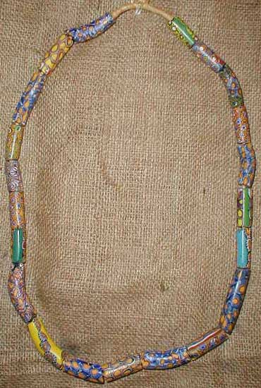 African Jewelry from the ASAWA Tribe of Ghana