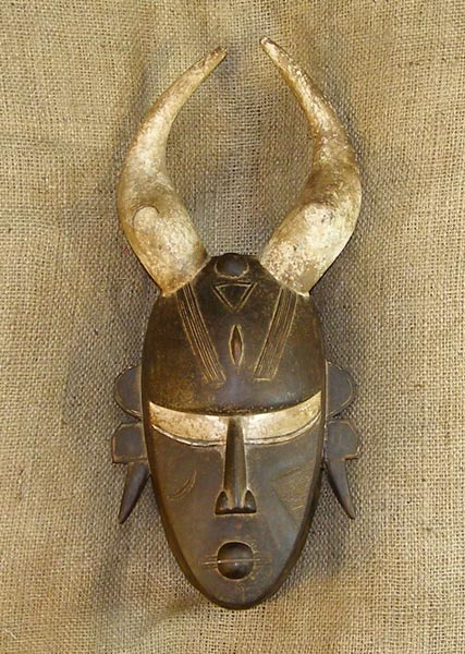 Tribal African Masks from the Jimini
