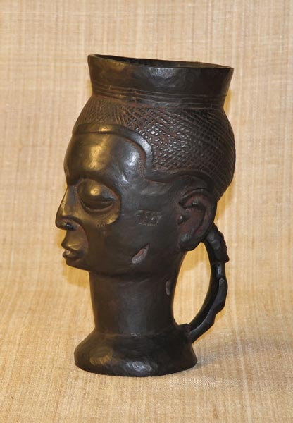 African Antique Cups from GenuineAfrica.com