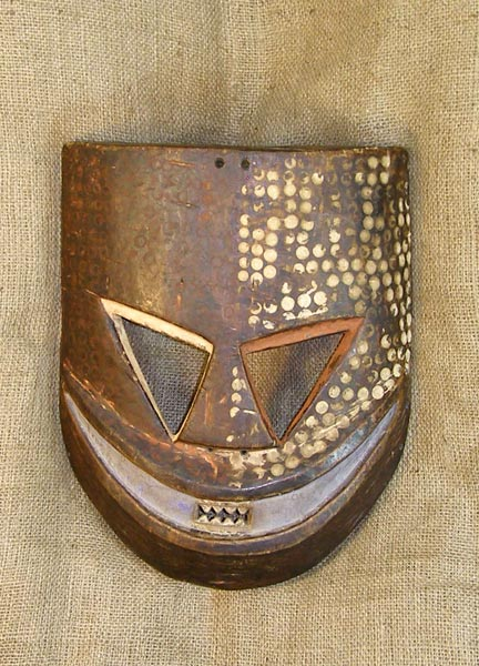 Africa Masks - Kuba Mask