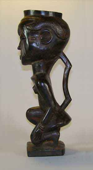 Buy African Art - Kuba Cups