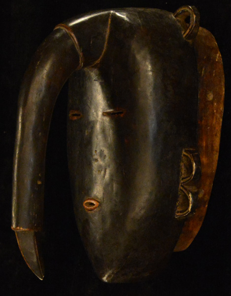 Tribal African Masks from the Kulango