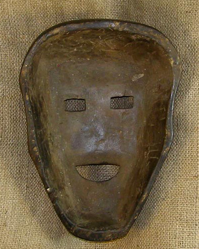 Africian Mask from the Kumu Tribe of Congo