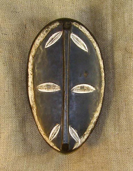 Buy African Art - Kwele Masks