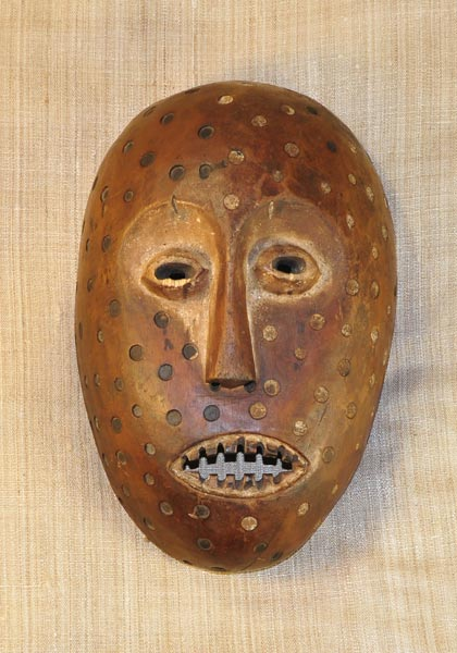 Tribal African Masks from the Lega