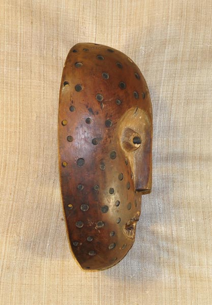 African Traditional art from the Lega Tribe - African Mask