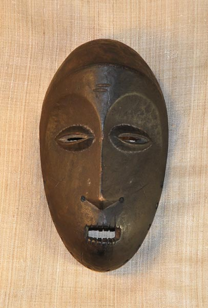 African Artwork from the Lega Tribe - African Antique