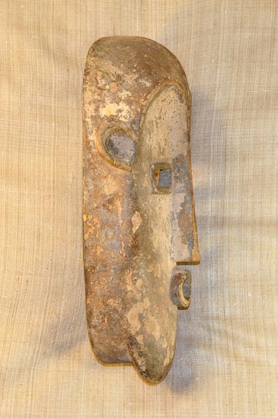 African Mask from the Lega Tribe of Congo