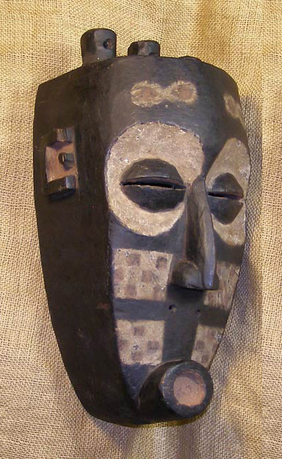 African Artwork from the Lele Tribe