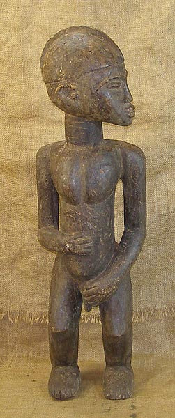 Tribal African Statues from the Lobi